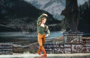Swan Lake Performance, Prince Desire