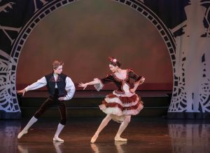Nutcracker Performance, Spanish